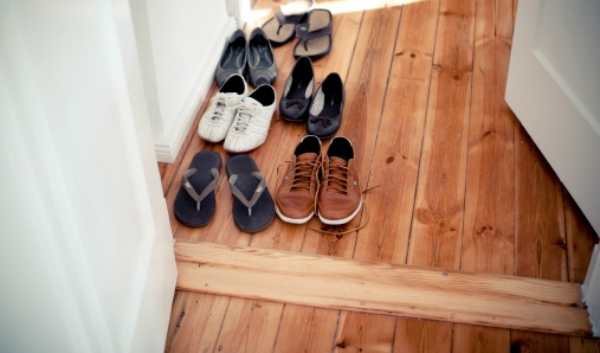 b8651ef70f Dicas para manter a entrada de casa sempre limpa   Vida Organizada