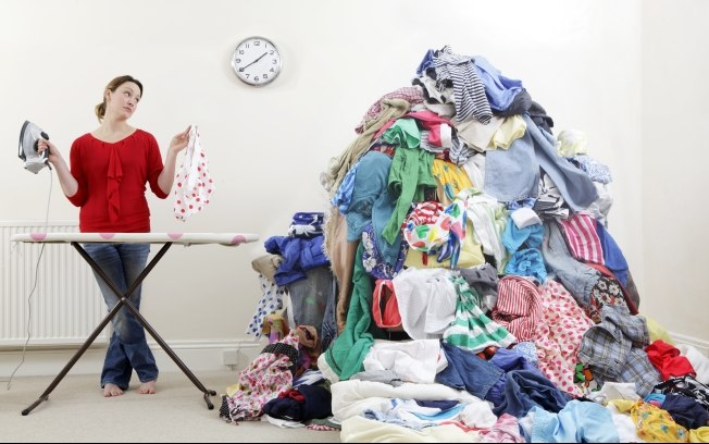 cd4bd02db Dúvida da leitora  organizar as roupas a passar