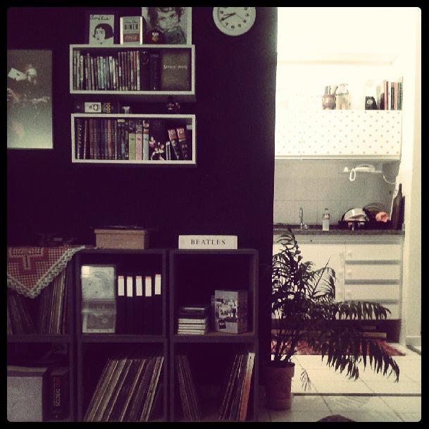 Foto tirada do meu Instagram: /blogvidaorganizada