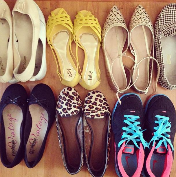 Bora fazer o mesmo com os sapatos? Usa ou não usa?