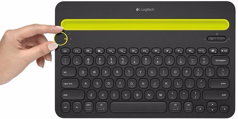 logitechk480