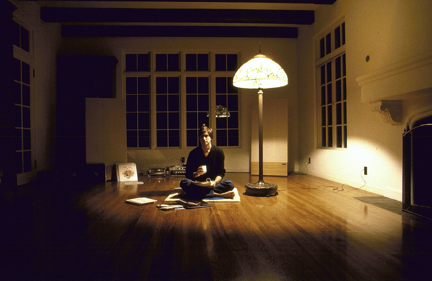 WOODSIDE, CA U2013 DECEMBER 15: CEO Of Apple Steve Jobs Sits At His Home In  Woodside, CA On December 15, 1982. IMAGE PREVIOUSLY A TIME U0026 LIFE IMAGE.